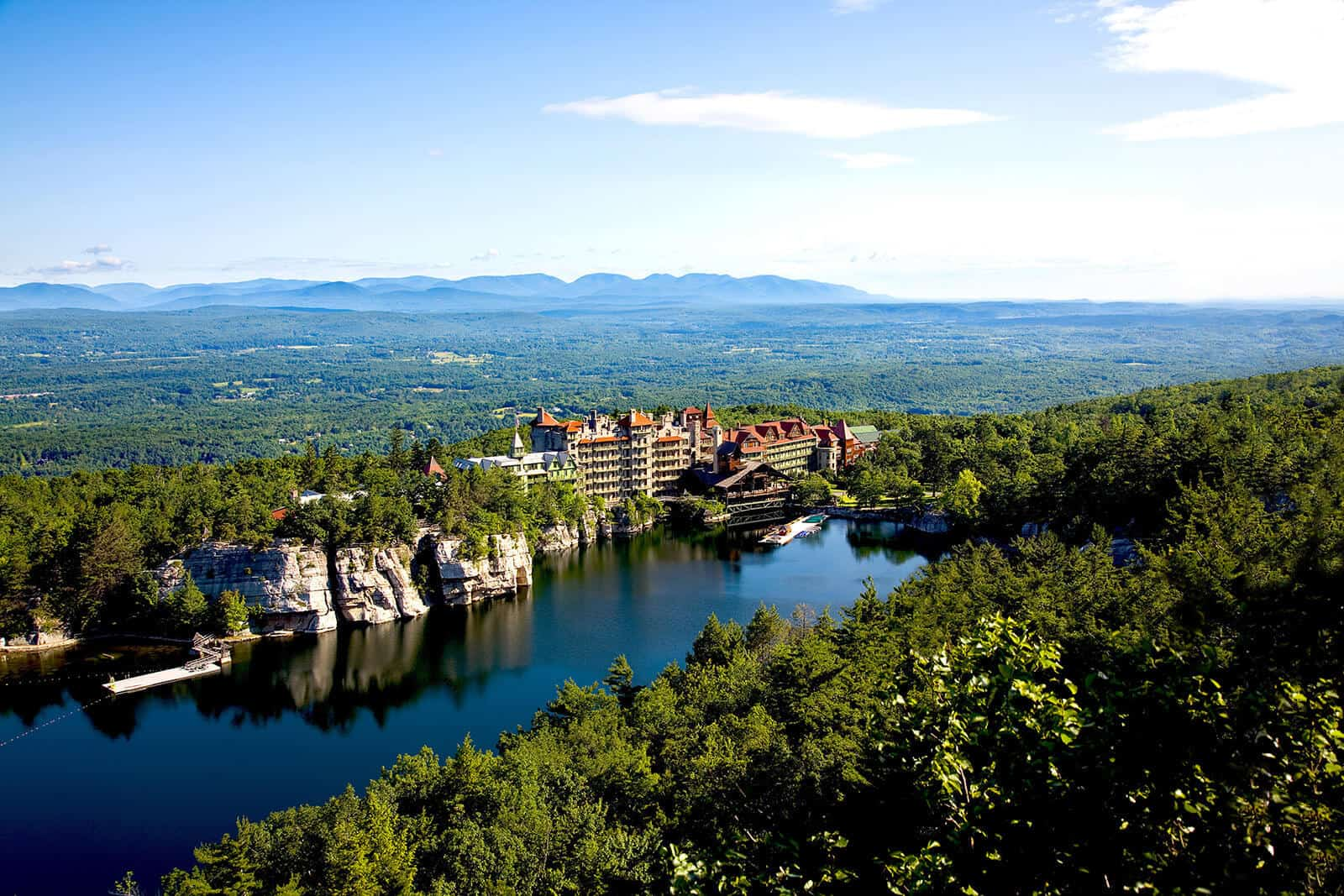 Mohonk Mountain House | Hudson Valley