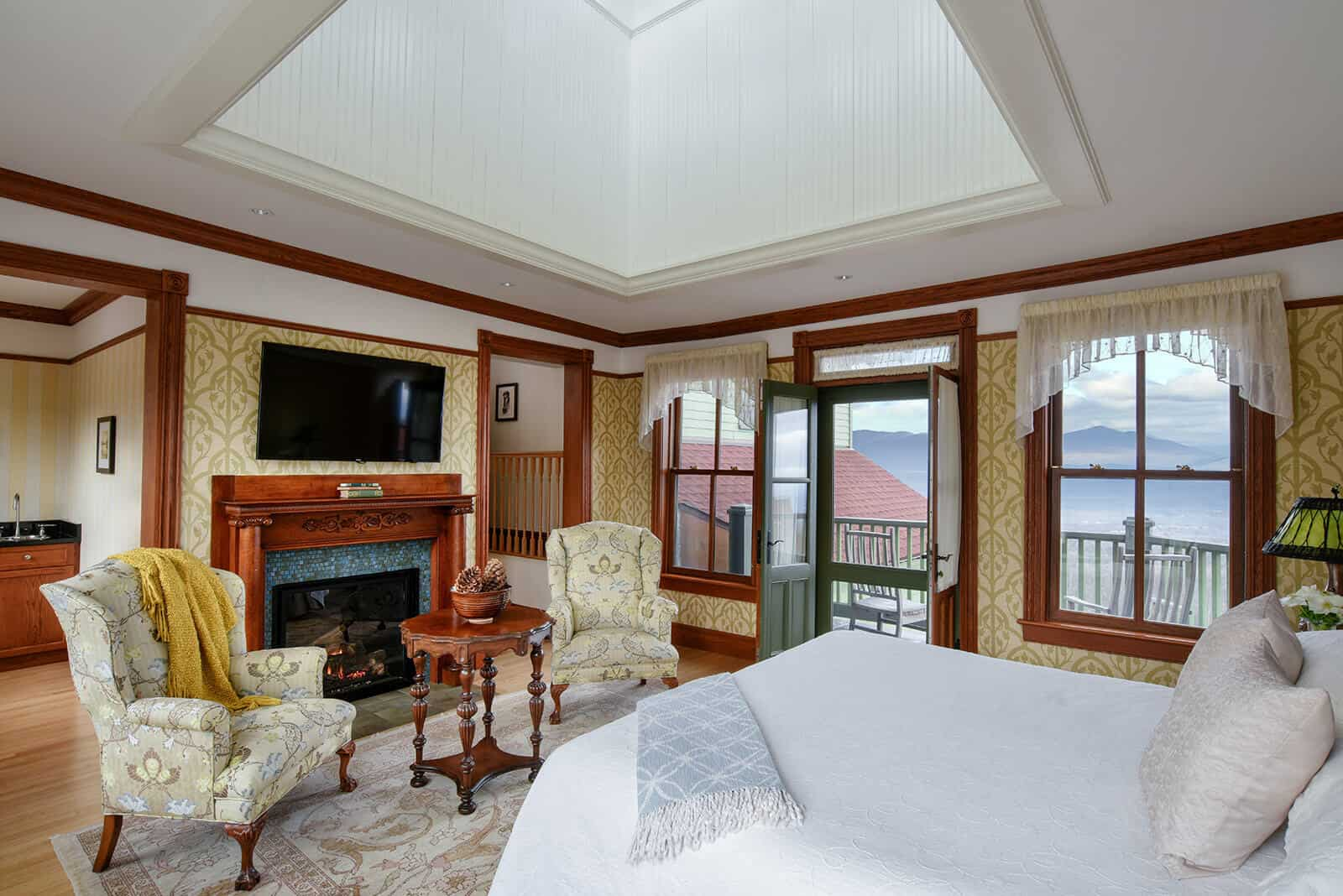 Central Building Suite at Mohonk