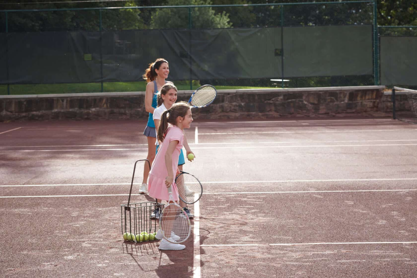 Tennis Lessons at Mohonk