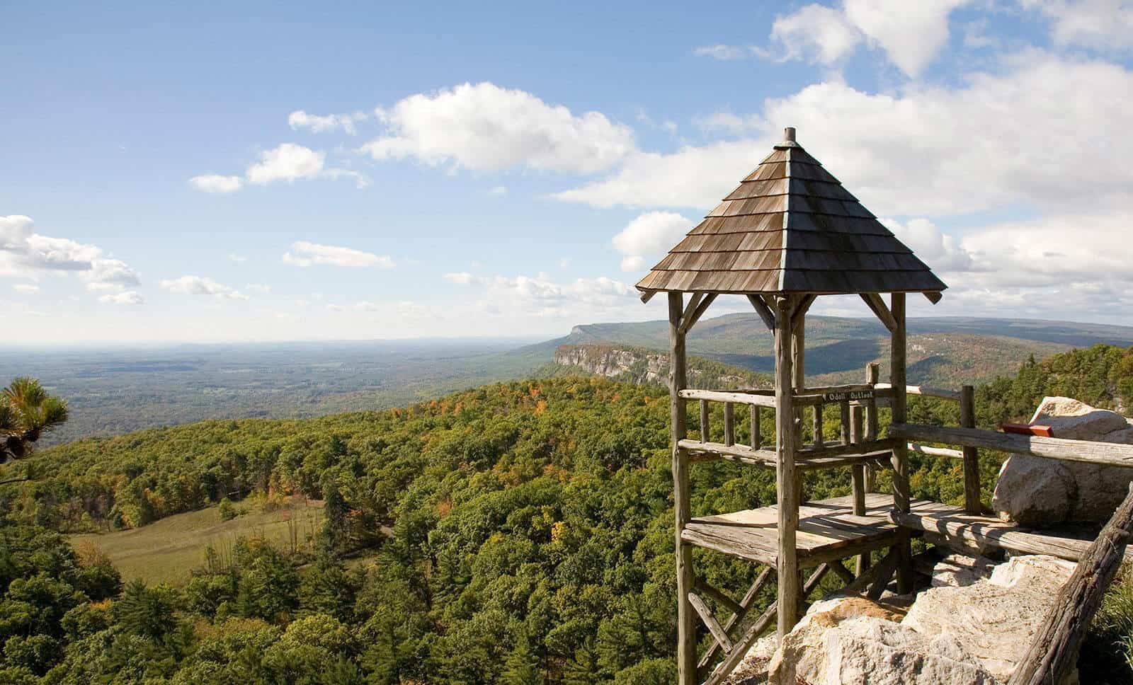 Summerhouse at Mohonk Mountain House
