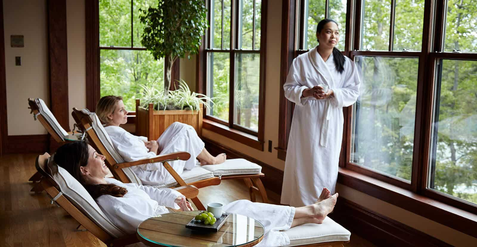 Girls Getaway at Mohonk Spa