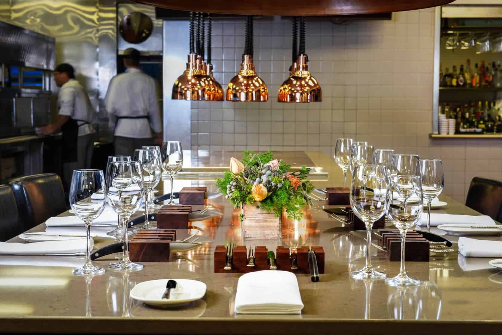 Chef's Table - Culinary Activities - Mohonk Mountain House