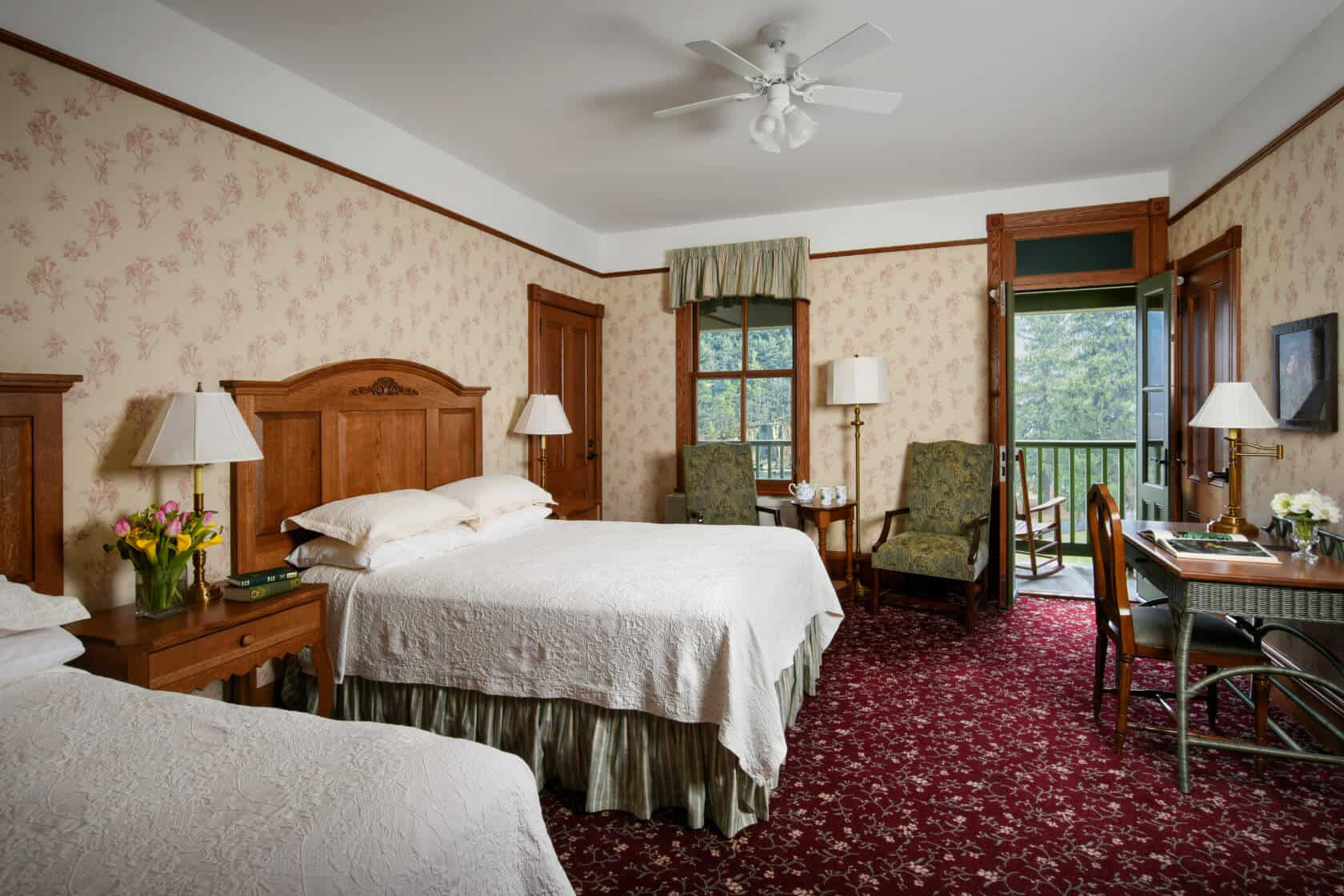 Mohonk Mountain House Accommodations