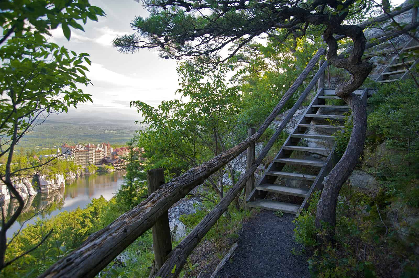Mohonk Hiking Trails - Hudson Valley- Skytop