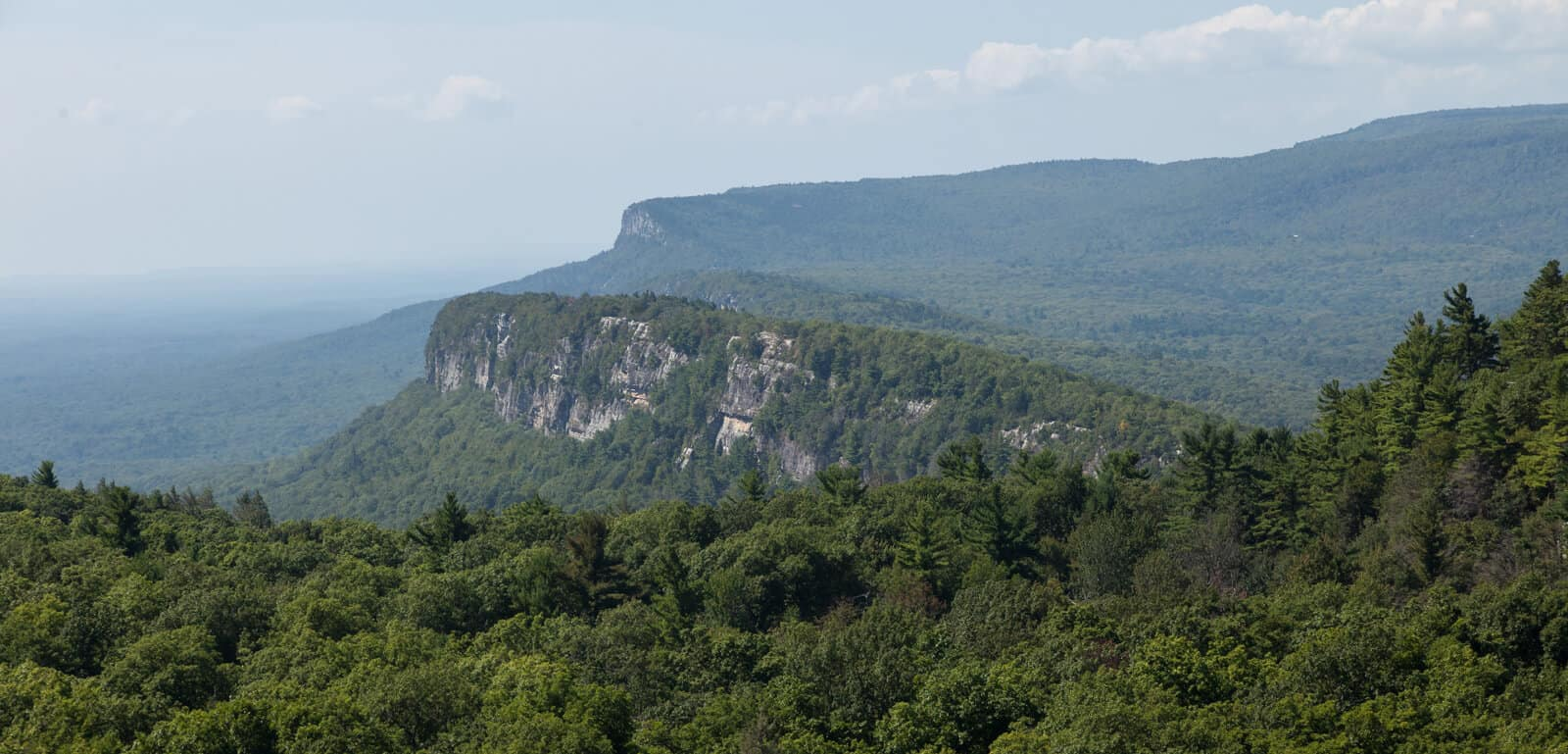 Hudson Valley - Outdoor Adventures - Mohonk Mountain House