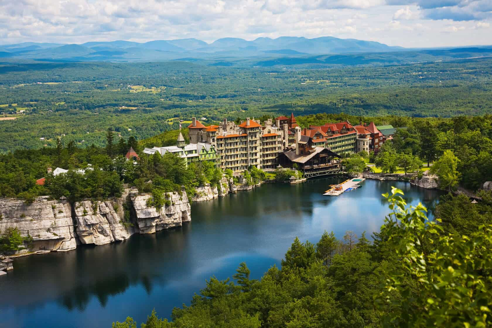 Press Releases - PR Kits - Mohonk Mountain House