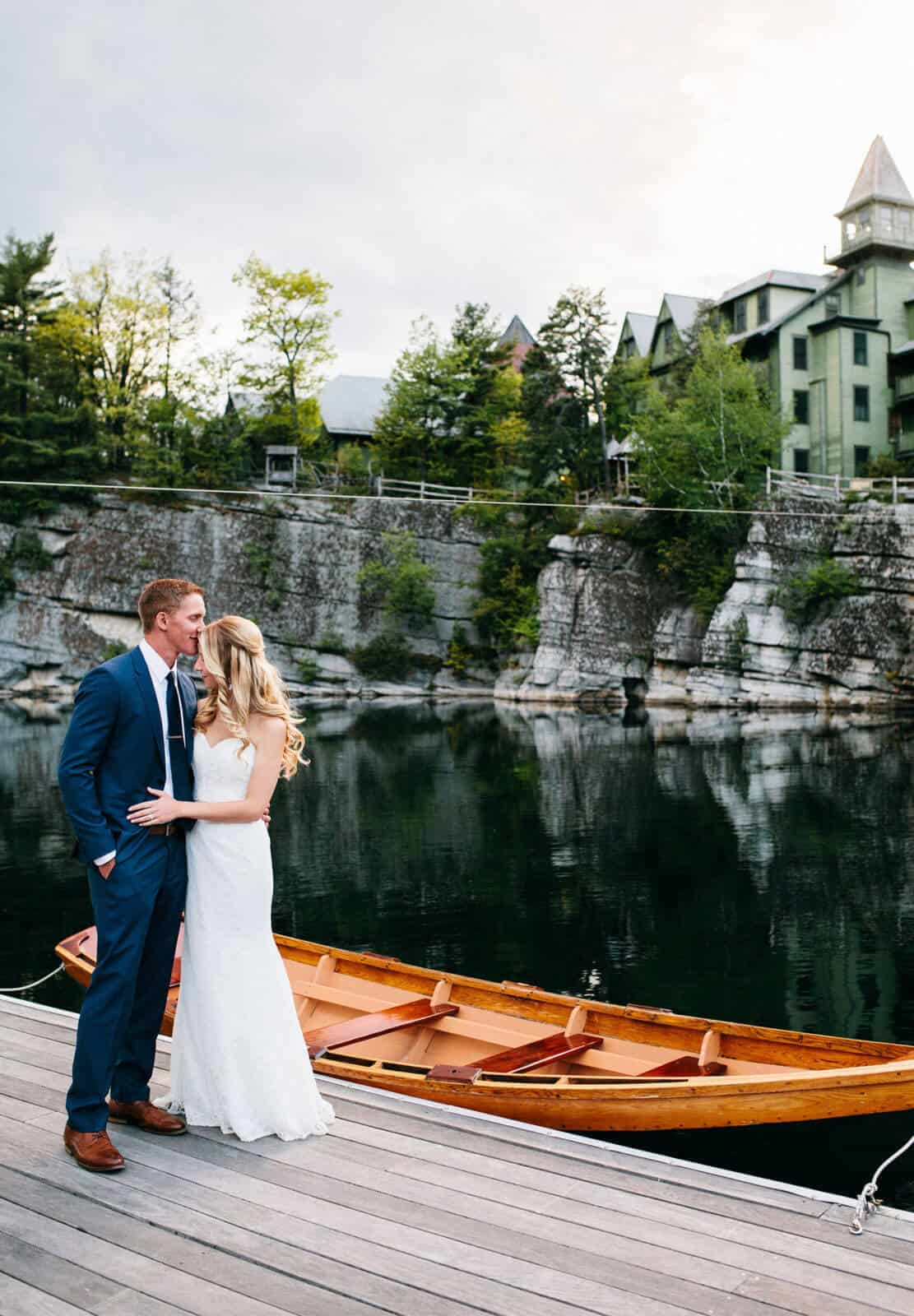 Lakeside Wedding photos