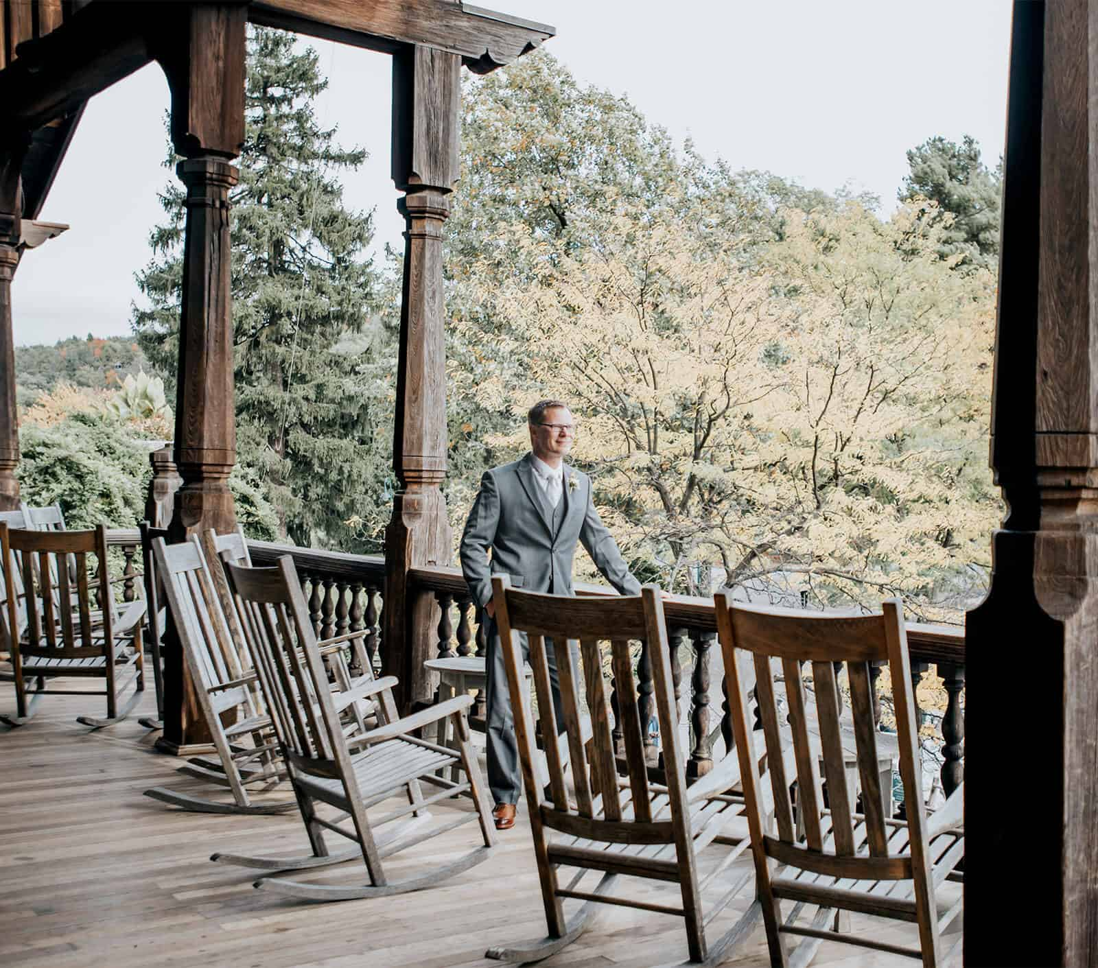 Wedding Photos at Mohonk Mountain House