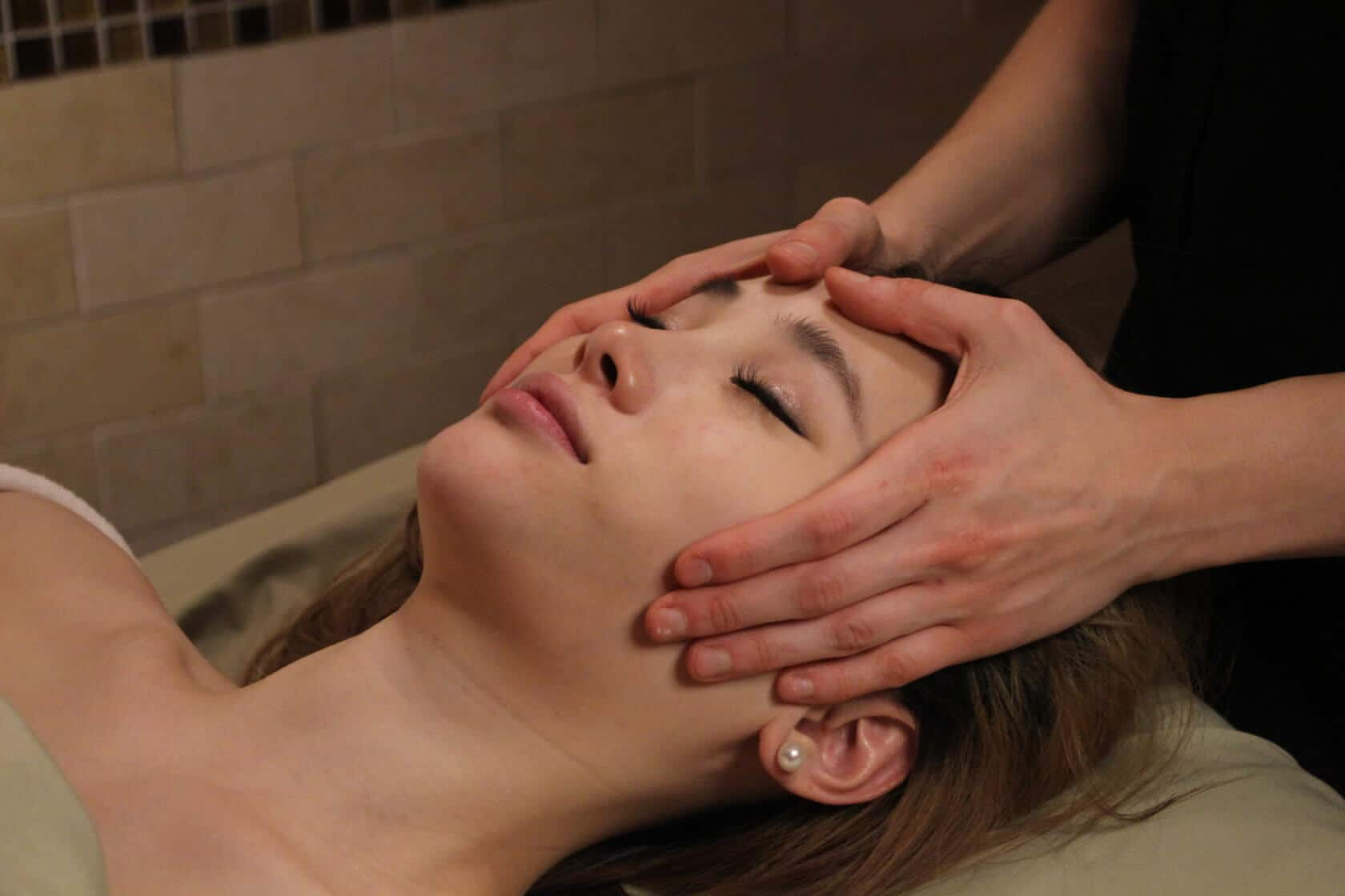 Face Massage at Mohonk Spa