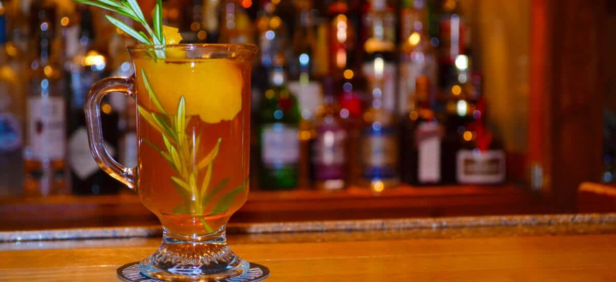 Mixology: Juniper Toddy