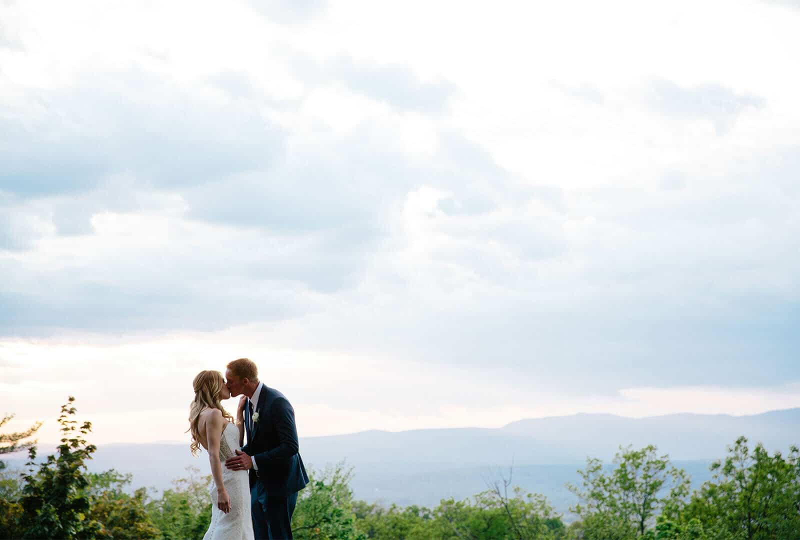 Hudson Valley wedding photoshoot