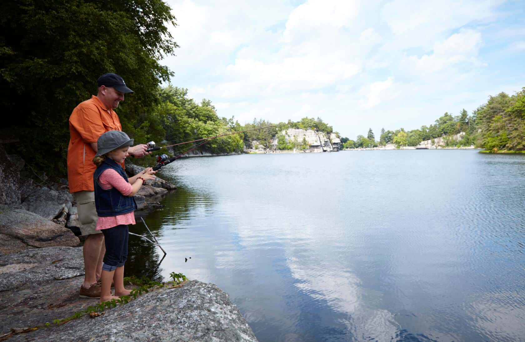 Mohonk Fishing
