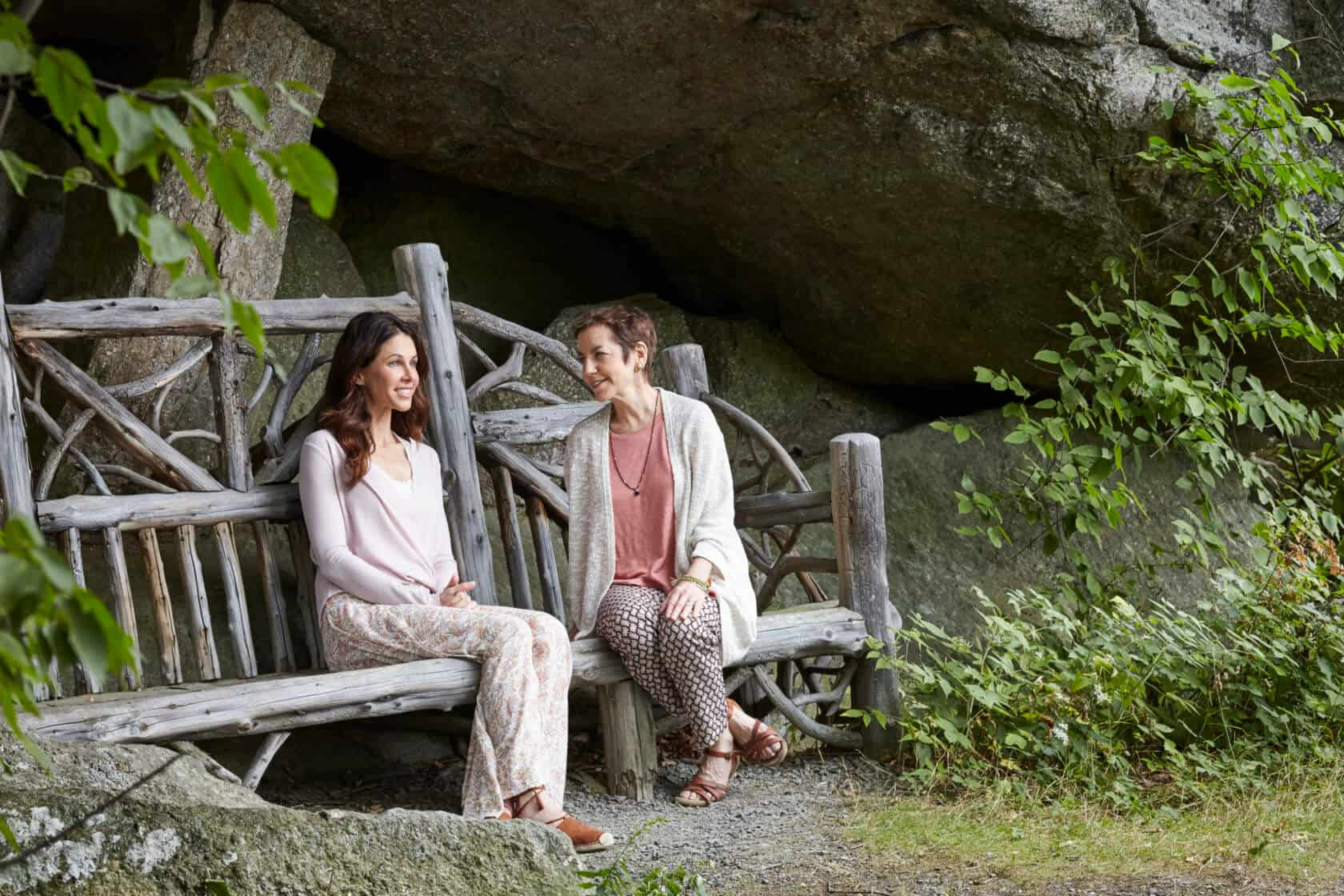 Mohonk Forest Bathing with Dr. Nina Smiley