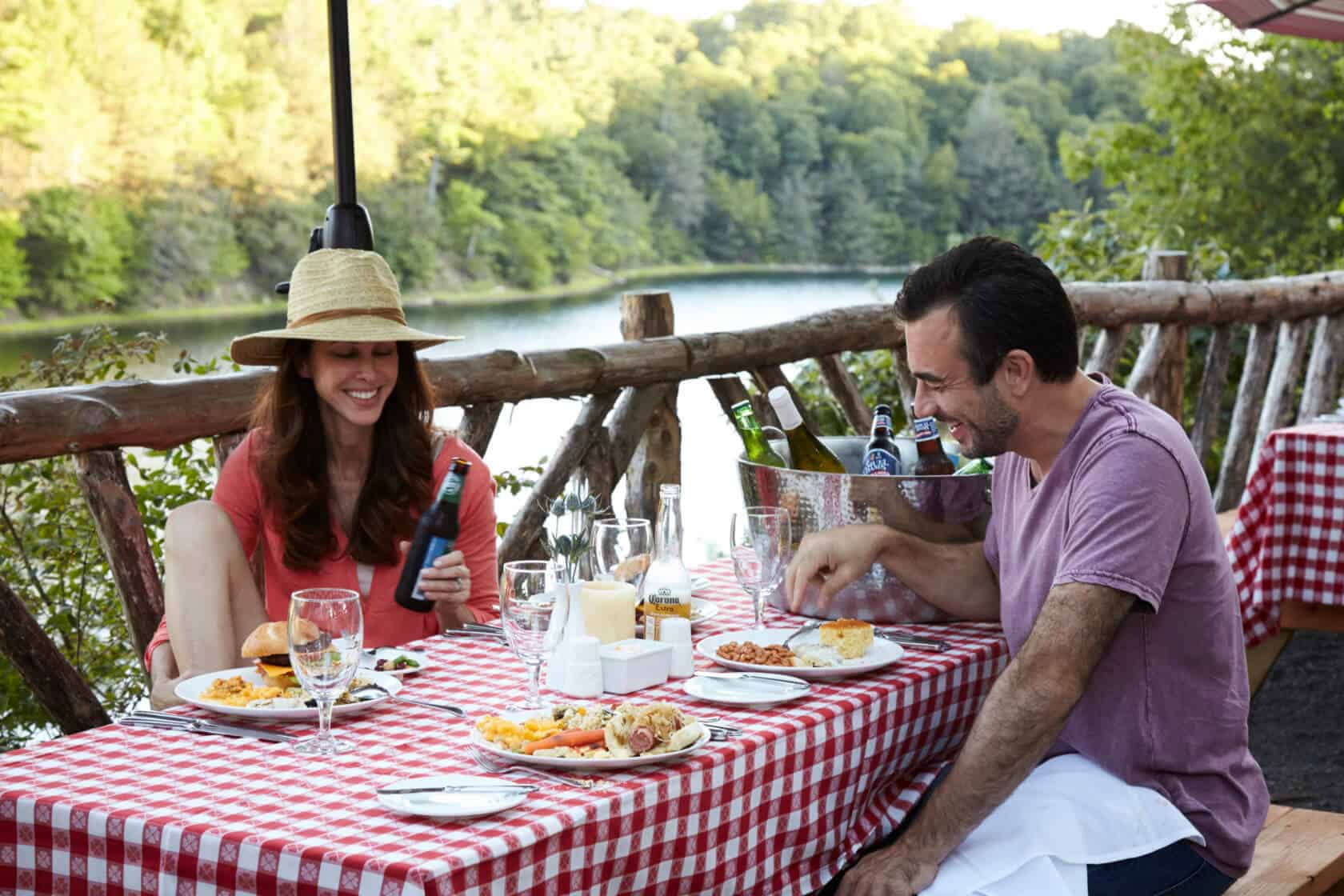 Mohonk Granary Cookout