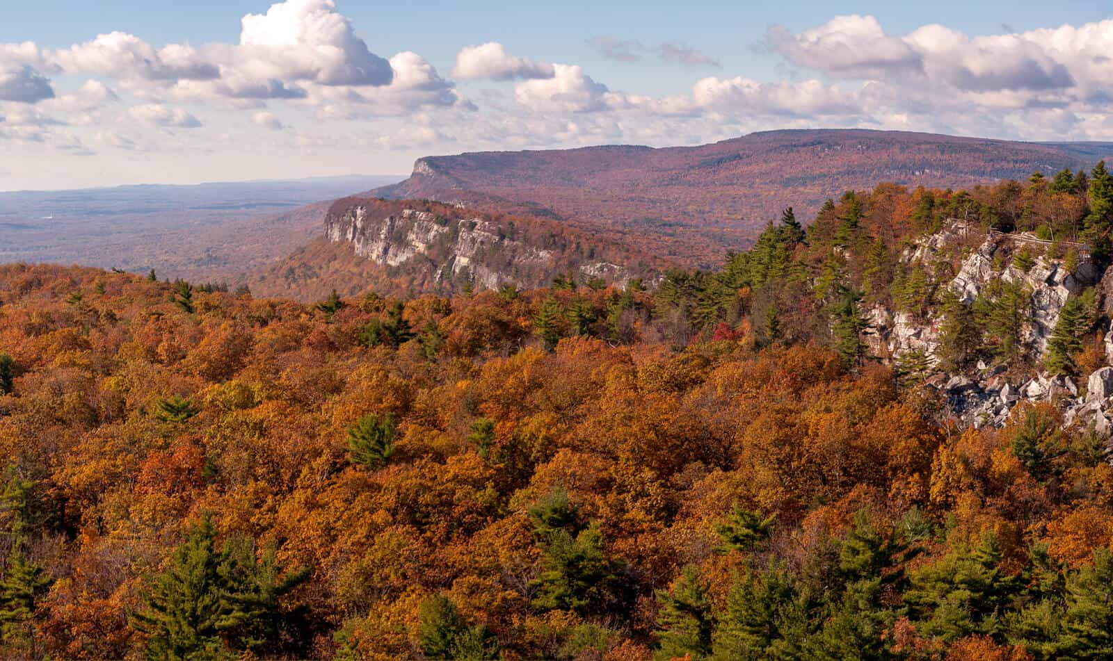 Hudson Valley in The Fall