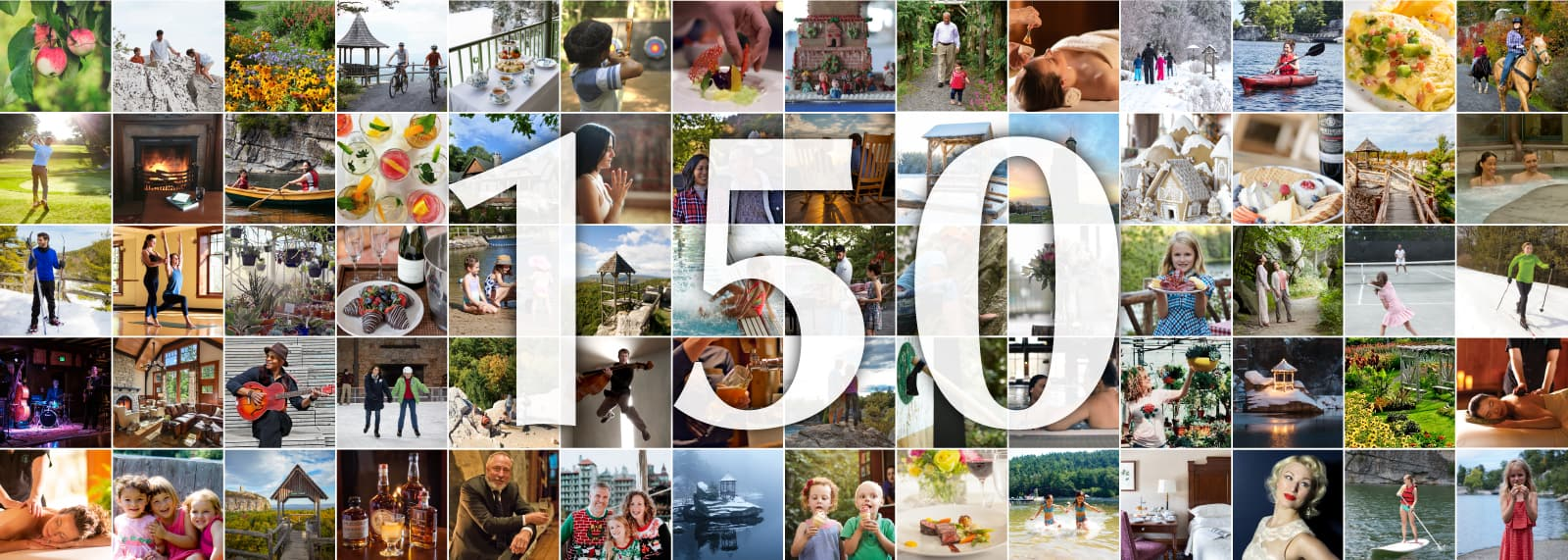 150 Things To Do At Mohonk Collage