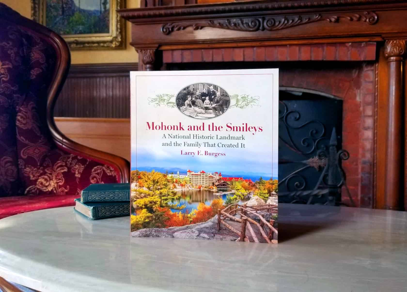 Mohonk and the Smileys Book