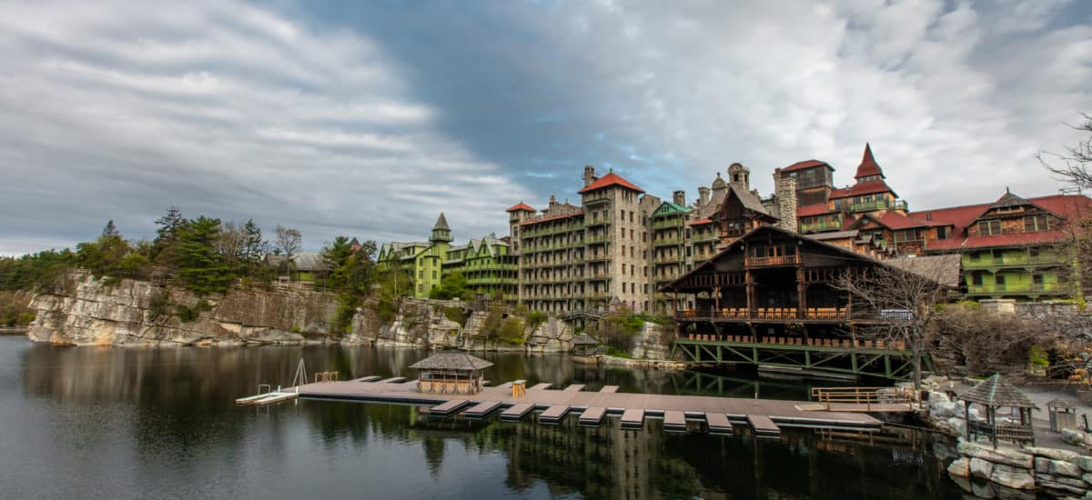 Five Activities at Mohonk You Can't Get Anywhere Else