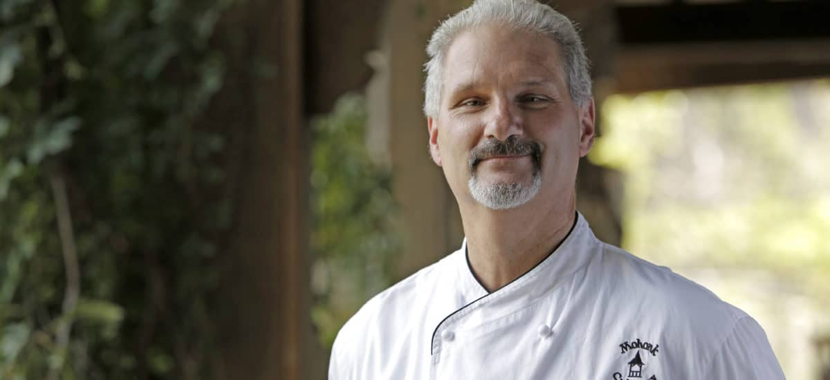 Q&A with Mohonk's Executive Chef Jim Palmeri
