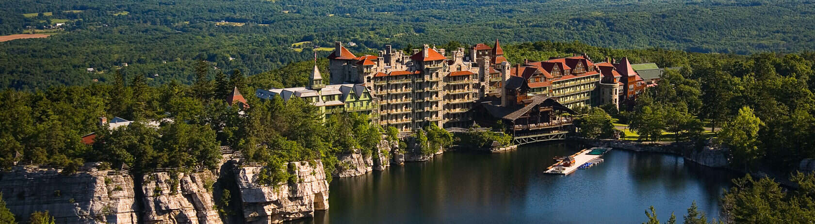 Mohonk Mountain House Summer
