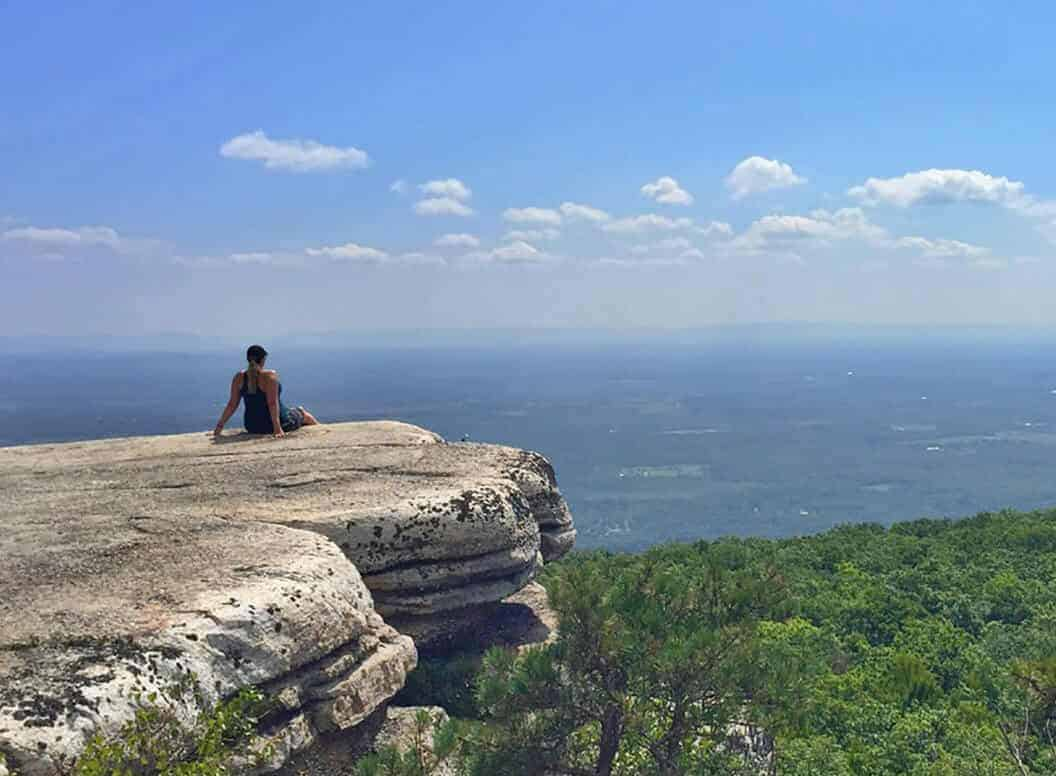 Minnewaska view