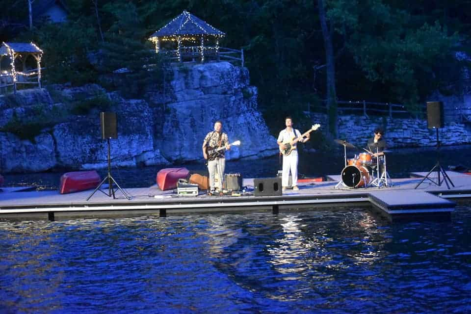 Boat Dock Music Series