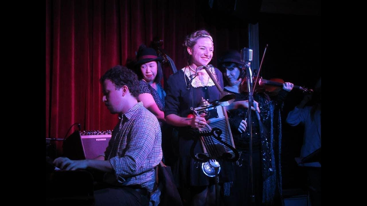 Miss Maybell and the Jazz Age Artistes