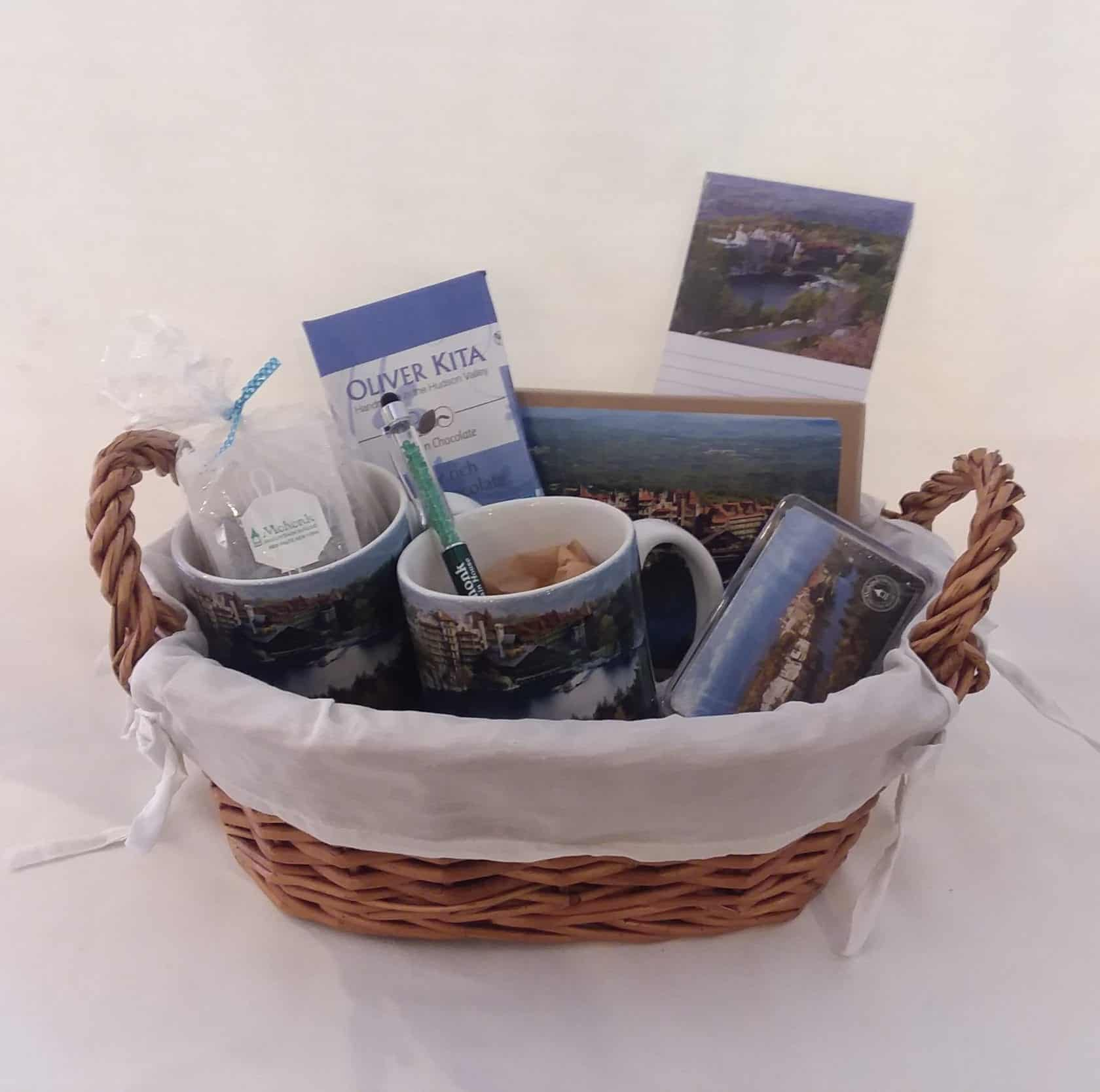 special occasion gift shop basket